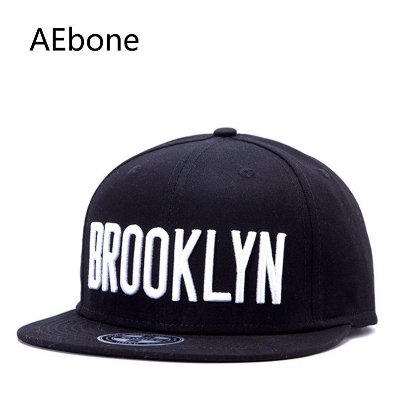 AEbone Full Hat Cap Baseball Summer Cap for Men Women Straight Brim Hip Hop  Snapback Baseball Cap Man Brooklyn Bones Cap AE8206 c5fa31a15439