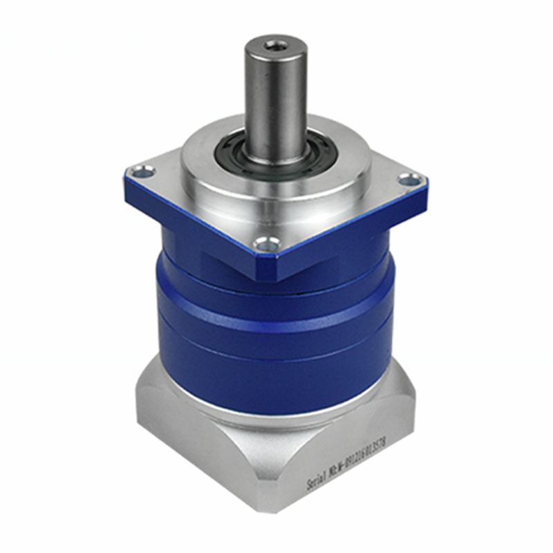 high Precision Helical planetary gear reducer 3 arcmin Ratio 3:1 to 10:1 for NEMA23 stepper motor input shaft 8mm nema23 geared stepping motor ratio 50 1 planetary gear stepper motor l76mm 3a 1 8nm 4leads for cnc router