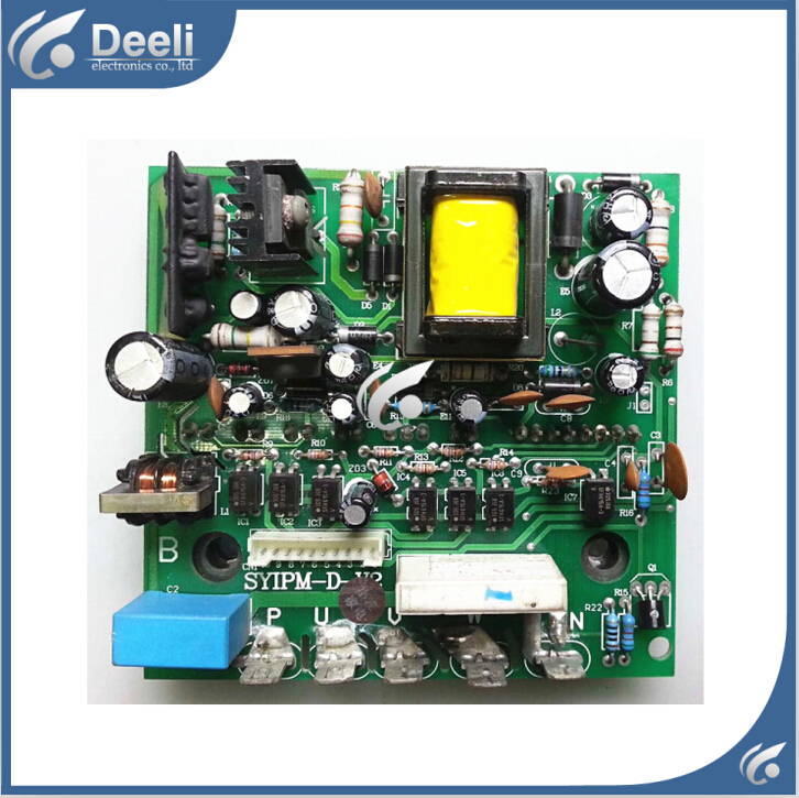 90% new good working for air conditioning module SYIPM-D-V2 computer board driver board on sale90% new good working for air conditioning module SYIPM-D-V2 computer board driver board on sale