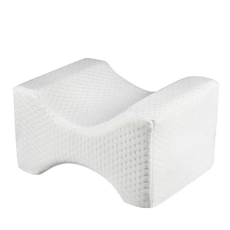 Memory Foam Knee Leg Pillow Bed Cushion Leg Pad Leg Shaping Pregnancy Body Pain Relief Sleeping Pillow