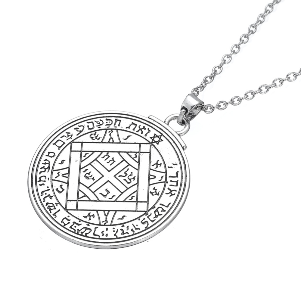 Dawapara Talisman von Venus Love Pentacle Key von Solomon Wicca - Modeschmuck - Foto 5