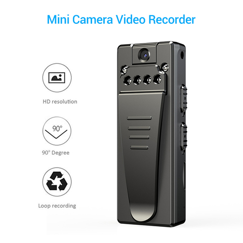 HD 1080P Mini Portable Camera A7 Wifi Body DVR Cameras Digital Camcorders Night Vision Loop Recording Dashcam Baby Monitor Pakistan