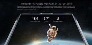 "Image 3 - Blackview BV9000 Smartphone 5.7 ""HD + מסך מגע 4GB + 64G ROM טלפון סלולרי מצלמה כפולה מהיר תשלום NFC טלפון נייד טביעת אצבע"