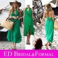 Verde vestido Gossip Girl Blake Lively temporada 4 episodio 1 noche de baile