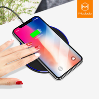 MCDODO Qi Wireless Charger For IPhone 8 X 10 For Samsung Galaxy S8 S8 Plus Note
