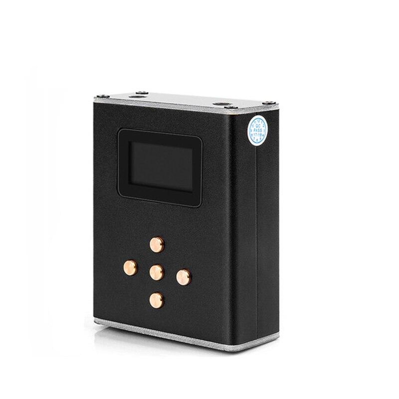 Bricolage Zishan Z3 0.96 pouces OLED Sans Perte Musique MP3 HiFi Lecteur de Musique DAC AK4490 Soutien amplificateur de casque DSD dur solution