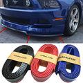 Car shovel front bumper skirt surrounds the front lip bumper strips For Mazda 2 3 5 6 8 Mazda CX5 CX-5 CX7 CX8 MX5 ATENZA Axela