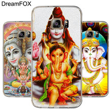DREAMFOX M229 Ganesha The Hindu God Soft TPU Silicone Cover Case For Samsung Galaxy S5 S6 S7 S8 S9 S10 S10E Lite Edge Plus