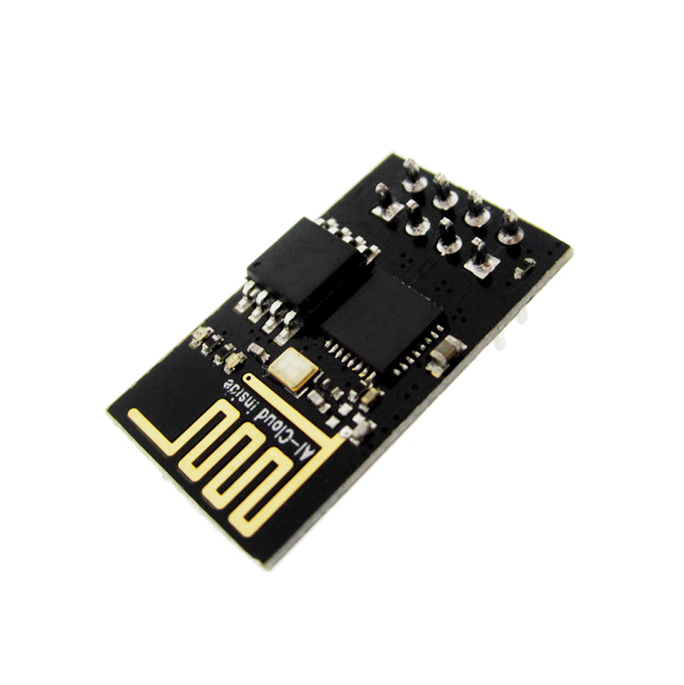 Upgraded version ESP-01 ESP8266 serial WIFI wireless module wireless transceiver iot esp8266 wireless wifi serial module esp 07s