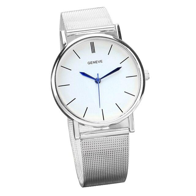 Zegarek damski GENEVA elegancki różne kolory klasyk