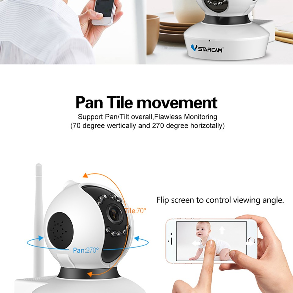Home Office IP Camera 9