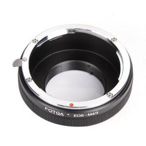 Image 2 - FOTGA Lens adaptörü halka Canon EF/EFs Olympus Panasonic mikro 4/3 m4/3 adaptör E P1 G1 GF1