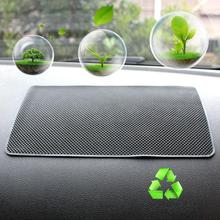 Car Mats Dashboard Non-slip Pad For Keys Mobile Phones GPS Magic Anti