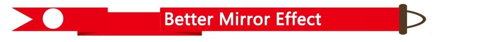 Better mirror effect