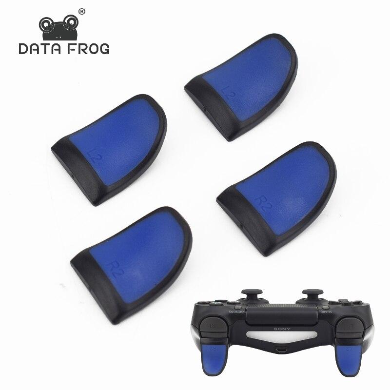 SERVIS: PS4 R2, L2 plavi Triggeri sa gumom
