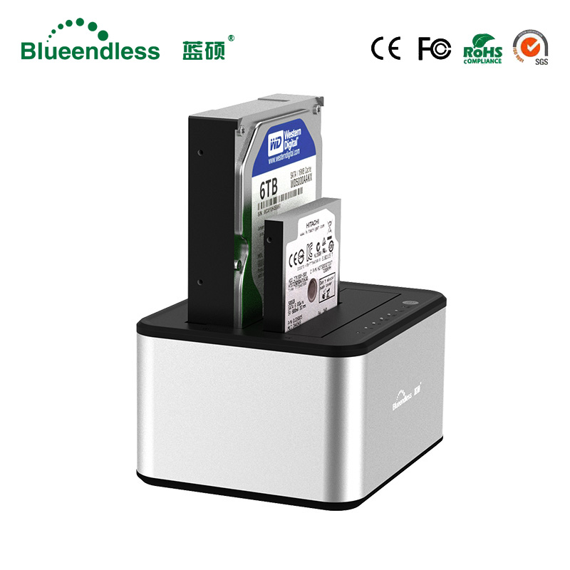 Clone Hdd 2.5 Sata Dock Station Hdd Case 2.5 Usb 3.0 2.5