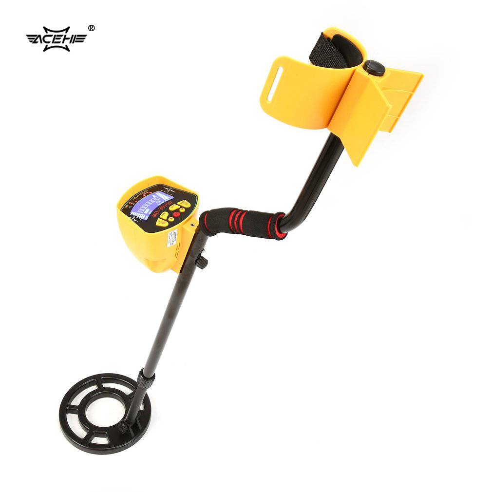 New MD3010II Professional Underground Metal Detector Handheld Treasure Hunter Gold Digger Finder LCD Display Gold Detector цена