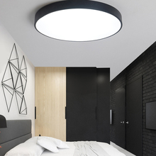 hot deal buy led modern acryl alloy round 5cm super thin led lamp.led light.ceiling lights.led ceiling light.ceiling lamp for foyer bedroom