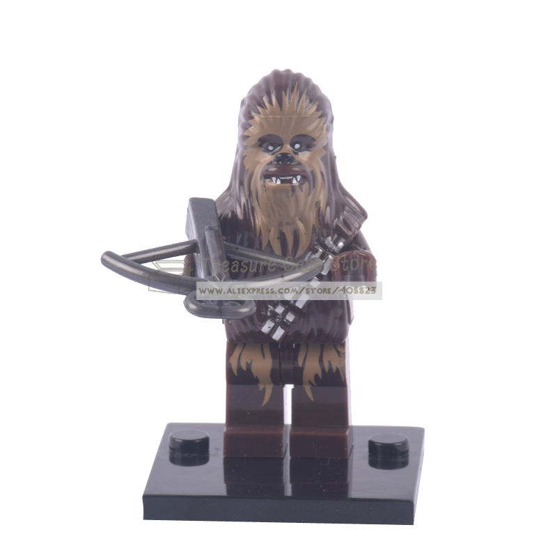 NO.199 Chewbacca TFA Figure Star Wars Building Toys Blocks
