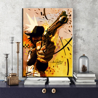 Xdr253 Pop Art Idea Wall Canvas Painting Abstract Living Room Decoration Artwork Prints Arts Painting Modern