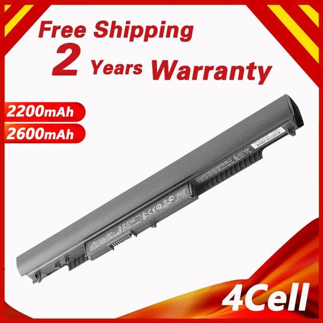 2200 mAh 14.4 V סוללה HSTNN-LB6V HSTNN-LB6U HS03 HS04 עבור HP Pavilion 14-ac0XX 15-ac0XX 240 250 255 245 G4