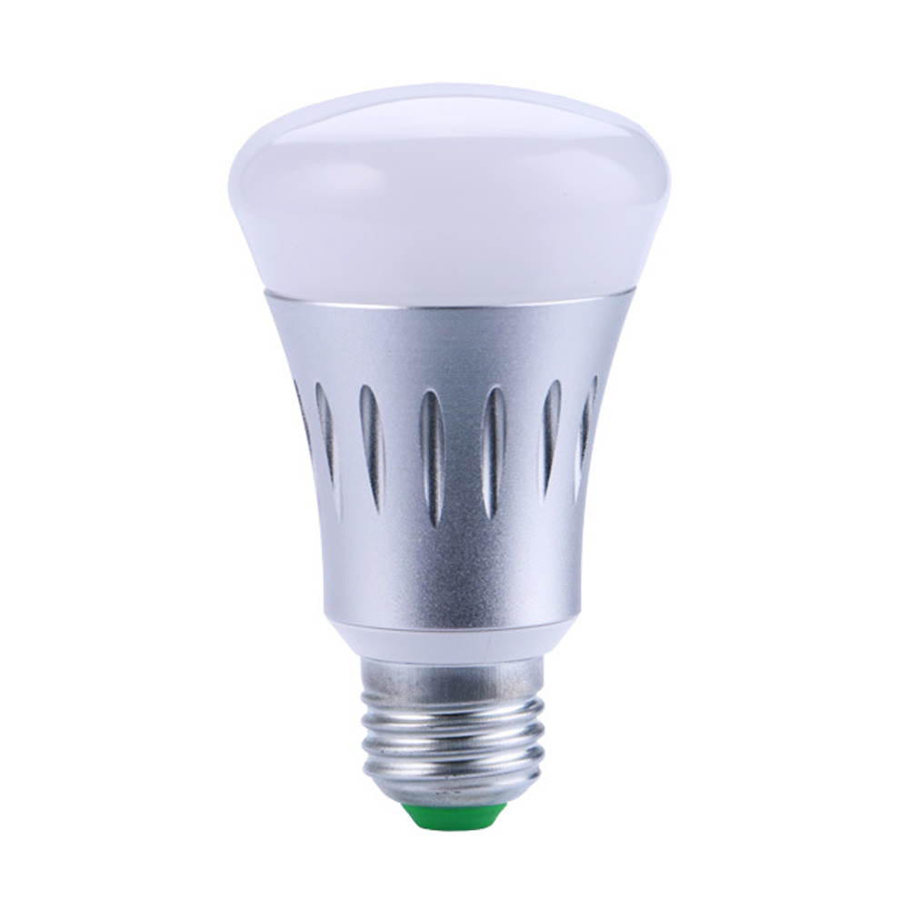 JIAWEN LED Wireless Wifi APP Remote Control Smart Light Dimmable RGB LED Lamp Bulb work with Amazon Alexa and Google Assistant
