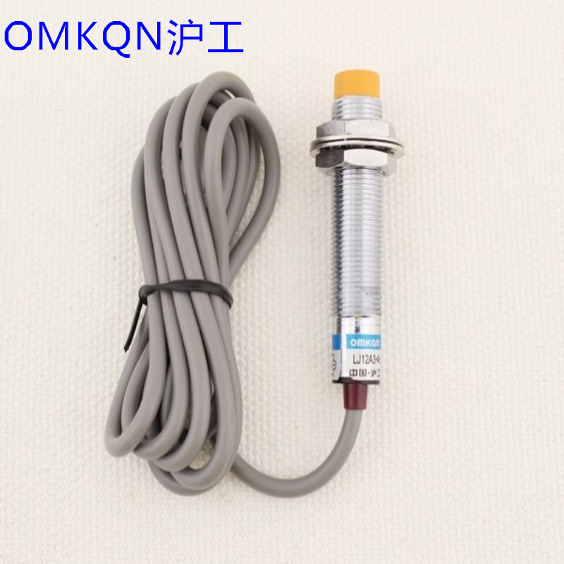 Free Shipping  LJ12A3-4-J/DZ proximity switch 220V AC second-line normally closed M12 the proximity switch normally closed 25mm sc 2025b ac line