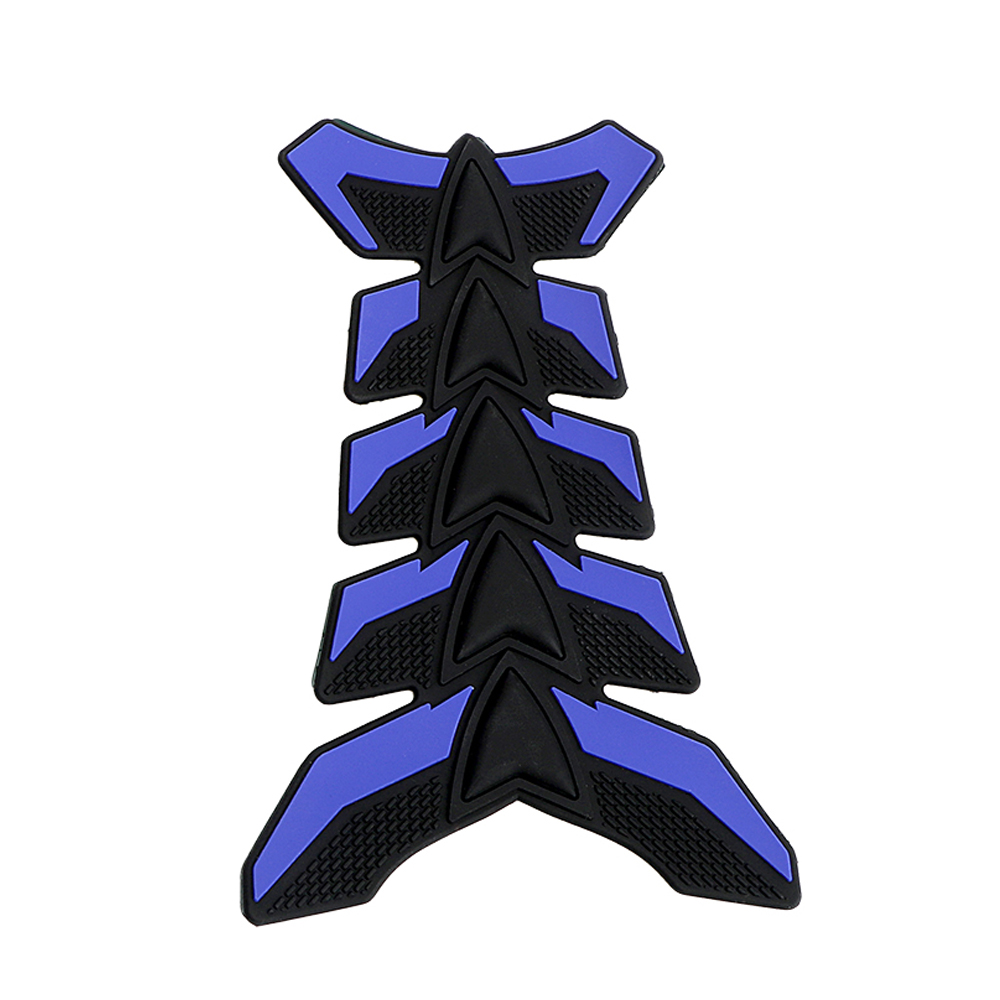 3D Rubber Motorcycle Stickers And Decal Motobike Oil Tank Pad Protector Motorcycle Accessories Anti-scratch Decoration Sticker