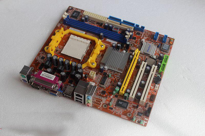 c61 761GX motherboard am2 fully integrated motherboard c68 780  100% tested perfect quality 865 motherboard disassemble 775 needle motherboard ddr1 fully integrated cpu small second hand 100% tested perfect quality