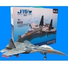 2016 new wange JX001 290PCS J15 carrier-based fighter Building Block model 1:54 educational blocks kids toys enlighten bricks