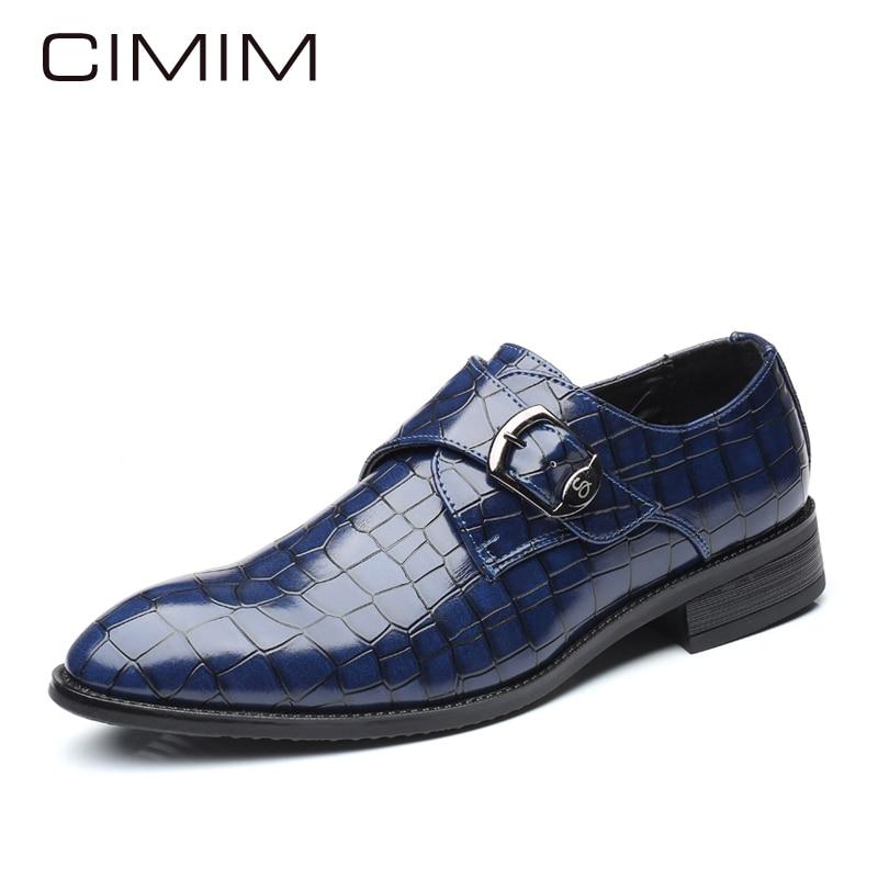 Cimim Brand New Formal Shoes Men Large Size 14 Mens Dress Shoes