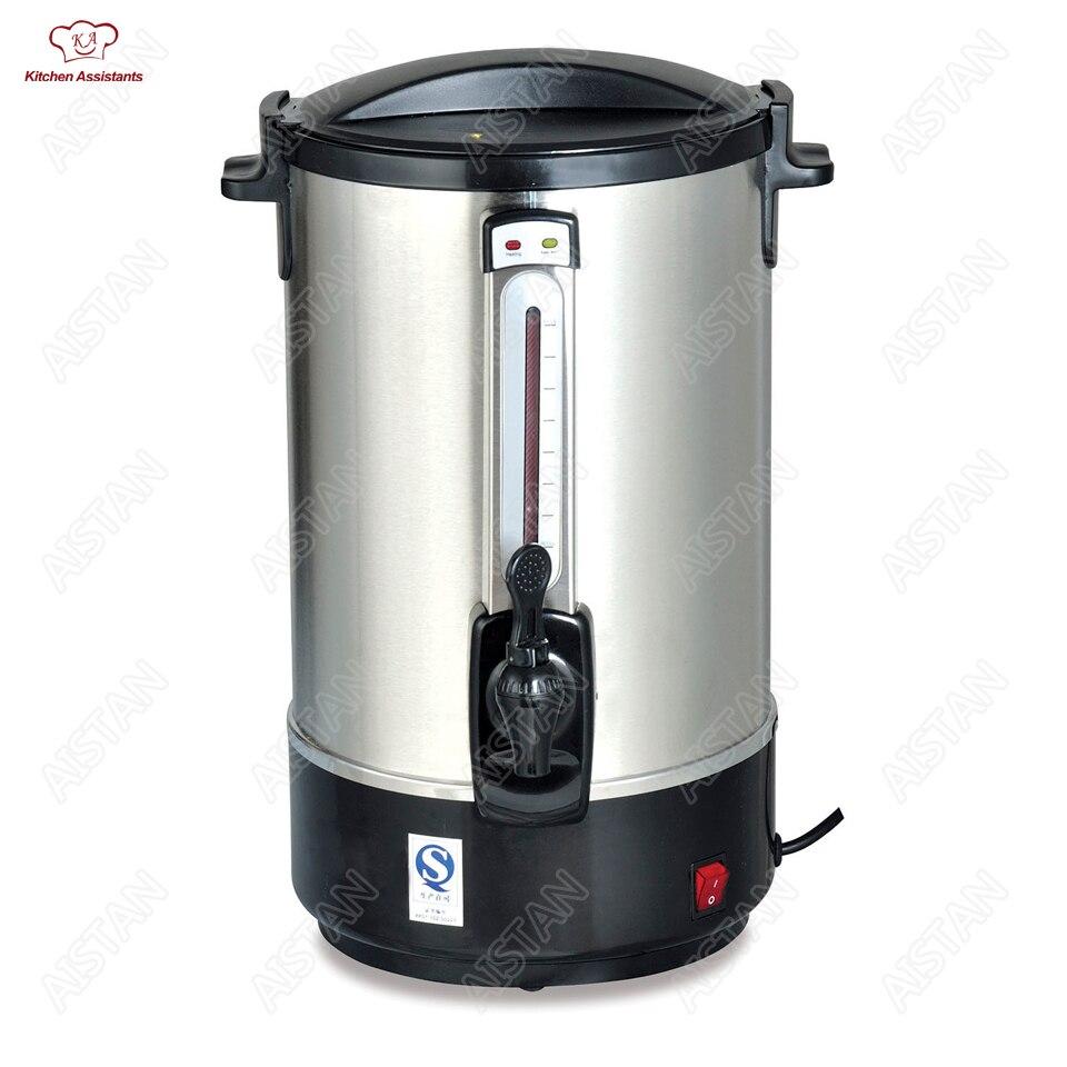 Serie HL desk top commerciale caldaia ad acqua macchina, il latte caldo caldaia per il caffè bar negozio di 6 Litri