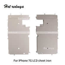 LCD Iron Sheet Metal Frame For iPhone 7 7G 7Plus 8 8G Plus Screen Display Plate Bracket Phone Repair Parts