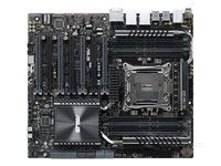 Оригинальный материнская плата для ASUS X99 E WS DDR4 LGA 2011 V3 USB2.0 USB3.0 128 ГБ X99 Desktop motherborad Бесплатная доставка