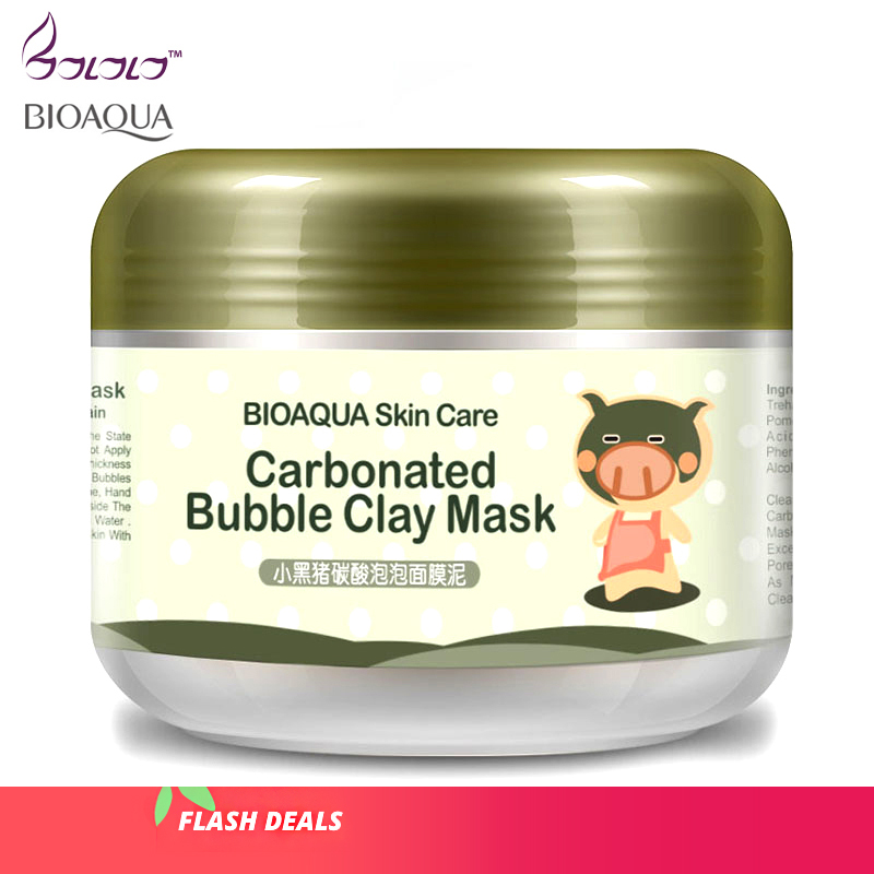Bioaqua cuidados com a pele tratamento de clareamento máscara do sono adesivos cravos limpeza removedor de cosméticos rosto máscaras de hidratação anti envelhecimento em Tratamentos e máscaras de Beleza e saúde no AliExpresscom  Alibaba Group