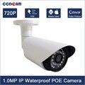 CCDCAM HD 720P CCTV системы ИК ночного видения P2P безопасности мини IP камера Onvif POE открытый