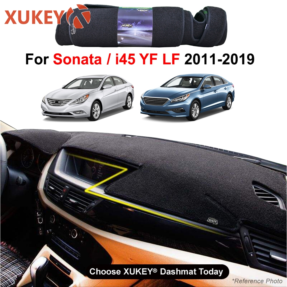 For Hyundai Sonata 2011 2012 2013 2014 DashMat Dashboard Cover Dash Cover Mat