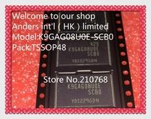 10 pz/lotto K9GAG08U0E SCB0 TSOP48