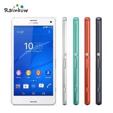 Sony Xperia Z3 Compact D5803 Original Unlocked GSM 4G Android Smartphone Quad-Core 2GB RAM 16GB Storage 4.6″ WIFI GPS 2600mAh