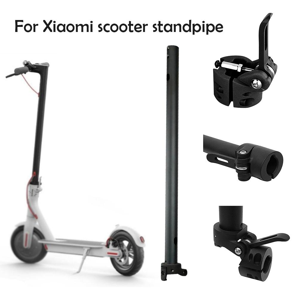 Original Used Full Set Loading Pipe Handlebars Folding Vertical Rod Parts Accessories FOR XIAOMI MIJIA M365 Scooter