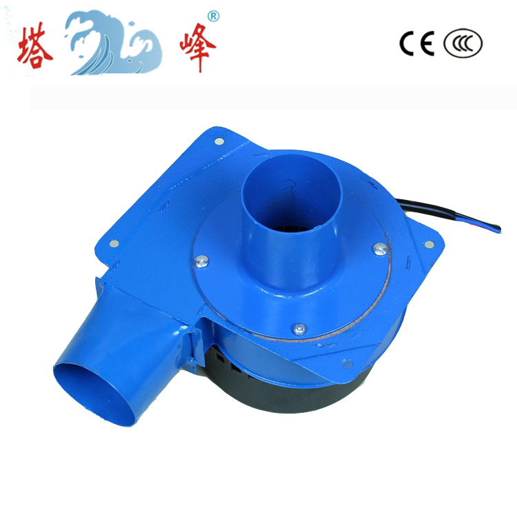 Free shipping China 20w exhaust small centrifugal fan hot air circulation blower 50mm pipe free shipping china 20w exhaust small centrifugal fan blower 50mm pipe