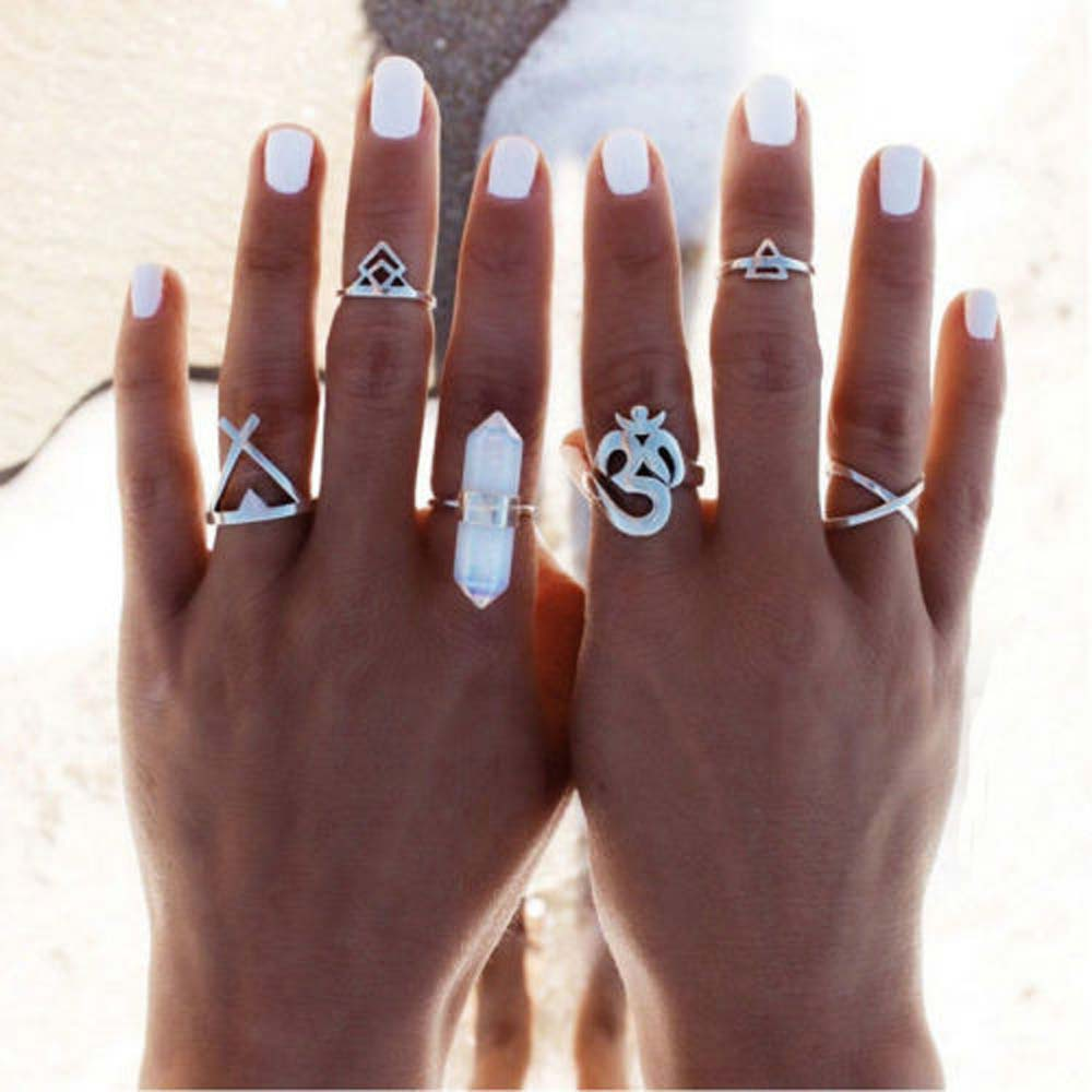 Gypsy Ring 925 Silver Ring Gift For Her Silver Ring Plain Silver Ring Women Ring Dainty Ring Boho Ring Stacking Ring Midi Ring