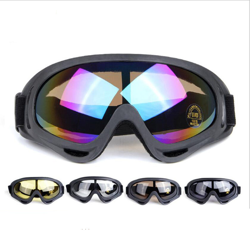 High Quality Ski Snowboard Goggles Mountain Skiing Eyewear Snowmobile Winter Sport Gogle Snow Glasses