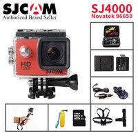 SJCAM SJ4000 Action Camera Diving 30M Waterproof 1080P Full HD Mini Helmet Camcorder Sj Cam Yi
