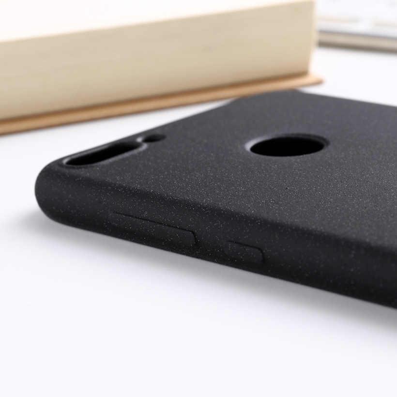 Ốp Lưng Điện Thoại Huawei Nova 5T Danh Dự 20S 10 9 7 Lite 8S Chơi 8A 8C 8X max 9i 2018 9X Pro Sang Trọng Matte Cao Su Mềm TPU Vỏ