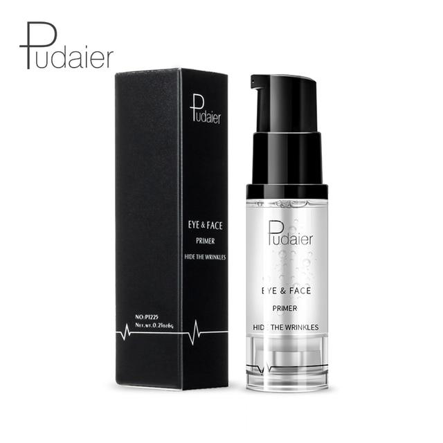 Pudaier Face Primer Makeup 8ml Liquid Smooth Fine Lines Oil-control Brighten Eye Primer Eye Shadow Foundation Facial Makeup Base 3