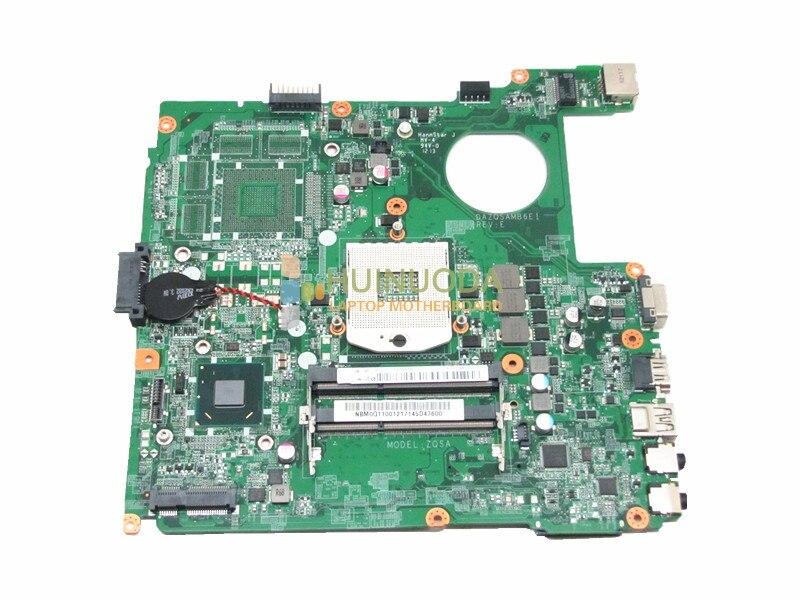 NBM0Q11001 NB.M0Q11.001 For Acer aspire E1-471 laptop motherboard DAZQSAMB6F1 HM77 DDR3