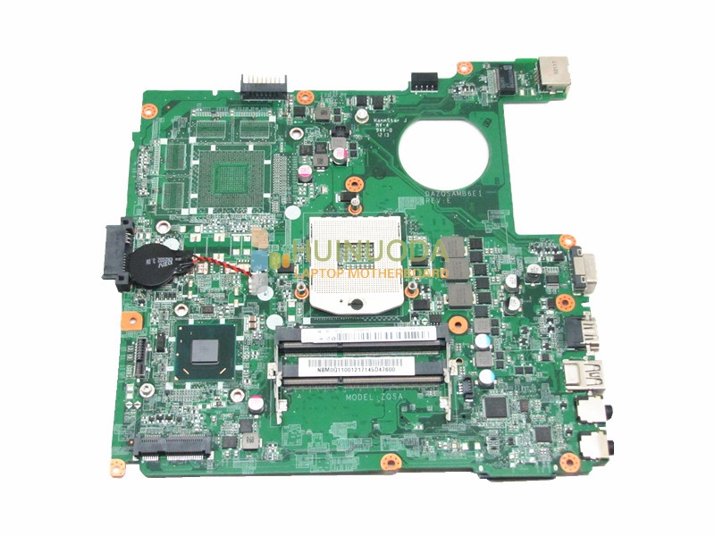 NOKOTION NBM0Q11001 NB.M0Q11.001 For Acer aspire E1-471 laptop motherboard DAZQSAMB6F1 HM77 DDR3 nokotion nbm1011002 48 4th03 021 laptop motherboard for acer aspire s3 s3 391 intel i5 2467m cpu ddr3