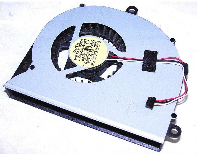 Ventilateur de refroidissement pour ordinateur portable/ordinateur portable pour Samsung tout-en-un DP300A DP300A2A DP500A2D F/500A DFS661605PQ0T FBF5 FB03-2 BA31-00129A
