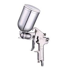 цена на Pressure Spray Gun W-77 Spray Gun 2.0 / 2.5 / 3.0mm Hand Sprayer Automotive Painting Furniture Spray Gun